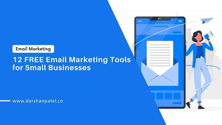 12 FREE Email Marketing Tools for Small Businesses