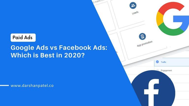 Google Ads vs Facebook Ads: Which is Best in 2021?