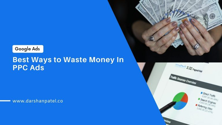 Best Ways to Waste Money In PPC Ads